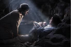 Mary Joseph & Baby Jesus