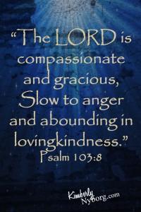 Psalm 103-8