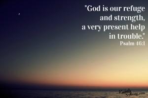 Psalm 46.1