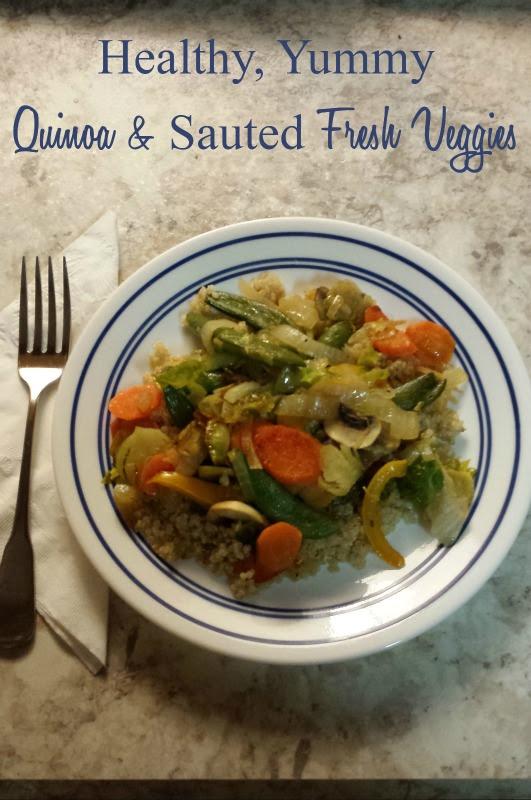 Quinoa Dinner1