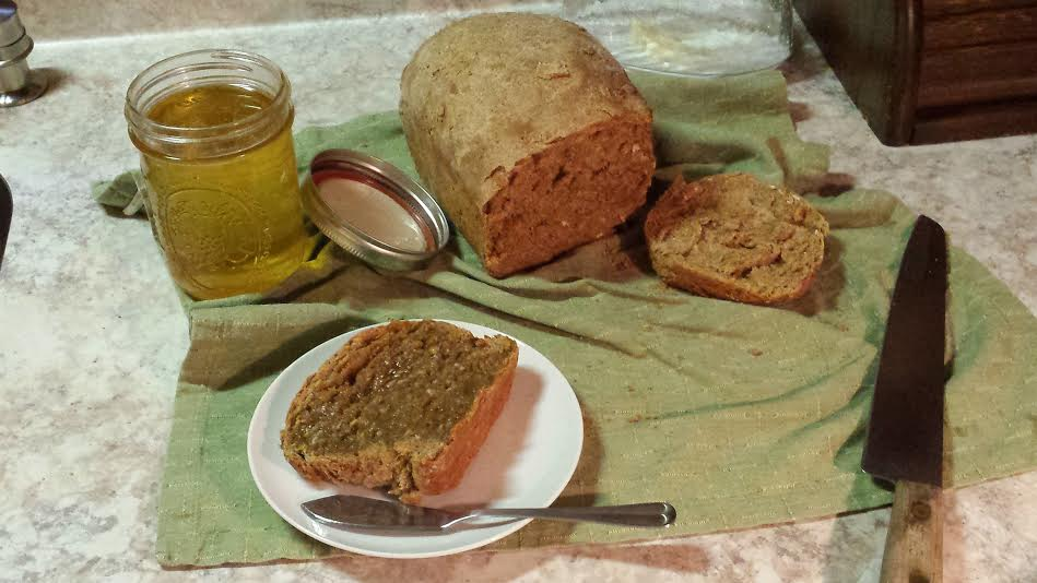 Oatmeal Bread 3
