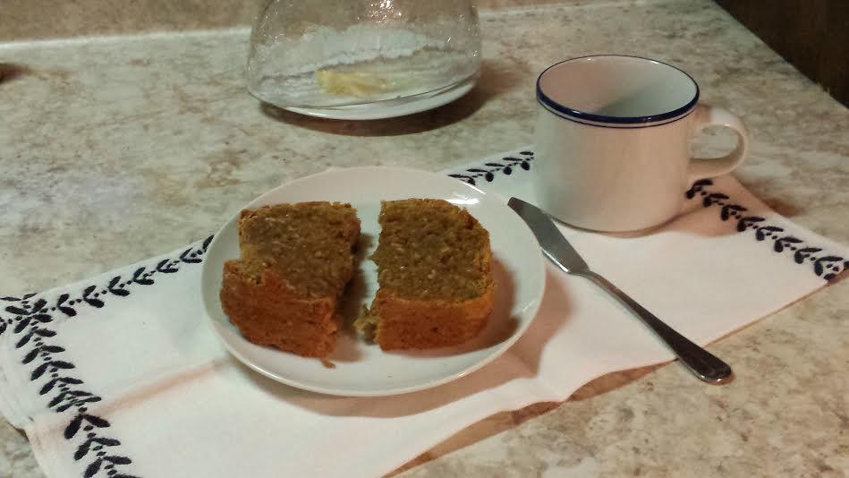 Oatmeal Bread 4